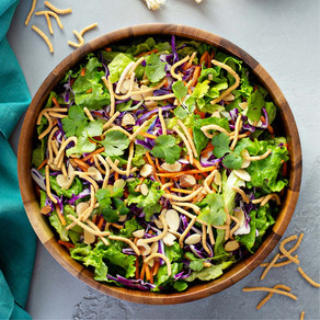 Crunchy Asian Noodle Salad