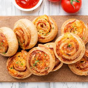 Ham Puff Wheels