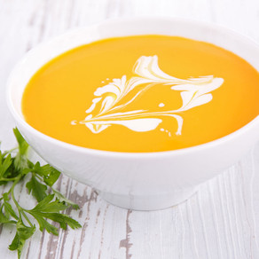 Family Pumpkin Soup