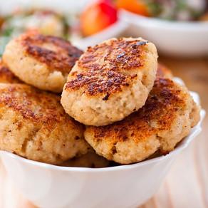 Pork Meatballs - (GF, DF, NF)