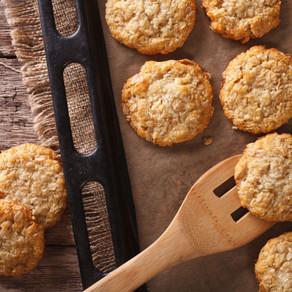 Aussie Biscuits (EG, NF)