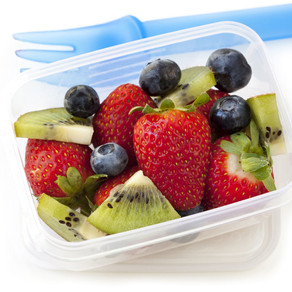 Berry Kiwi Salad