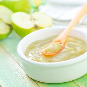 Pear & Apple Puree
