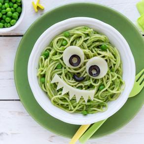 Scary Spaghetti