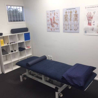 One of our 8 treatment rooms