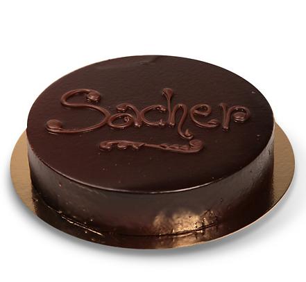Semifreddo Sacher Torte