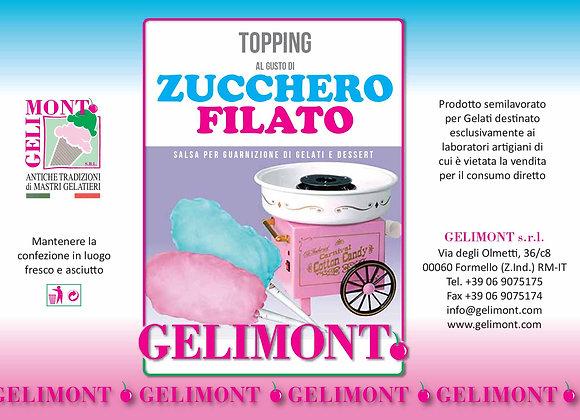 Topping Zucchero Filato Rosa - 1 kg