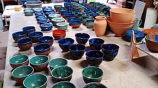 Les nouvelles règles de fonctionnement de l'atelier de poterie