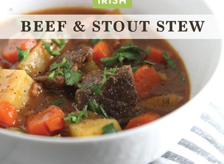 Irish Beef  & Stout Stew
