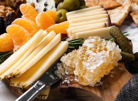 Basics of Assembling a Cheese Board