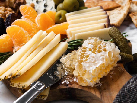 Basics of Assembling a Cheese Board