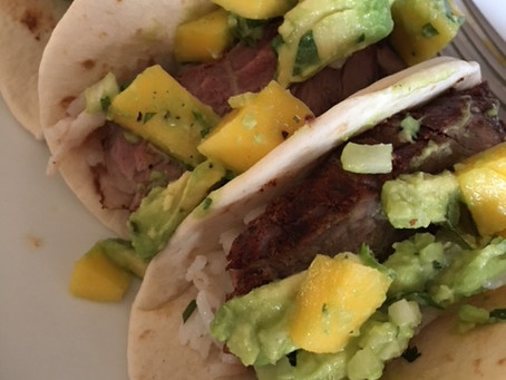 Berbere Steak Tacos