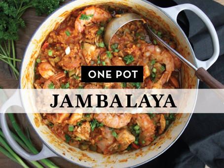 One Pot Jambalaya