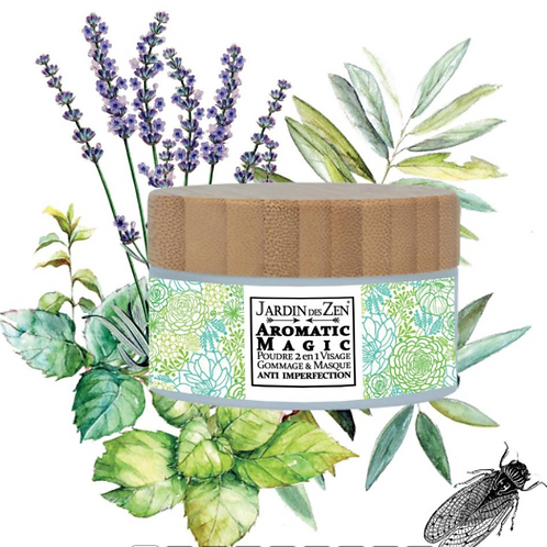 Poudre aromatic Magic