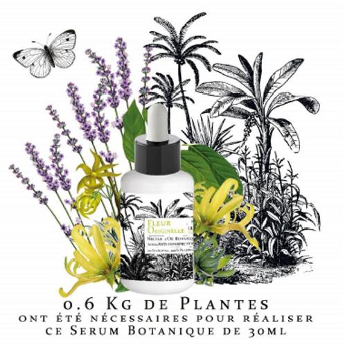Nectar d'or Fleur originelle