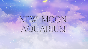 Aquarius New Moon Ritual 2021