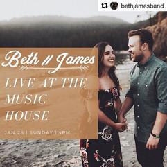 Beth//James