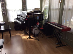 Studio View- The Music House