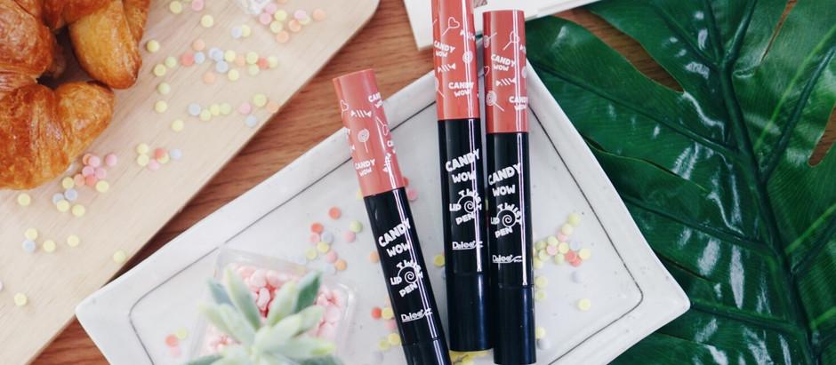 รีวิว Daiso Candy Wow Lip Twist Pen