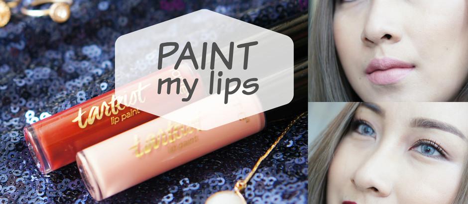 TARTEIST Lip Paint | ดีหรือไม่ ในราคา 20USD?