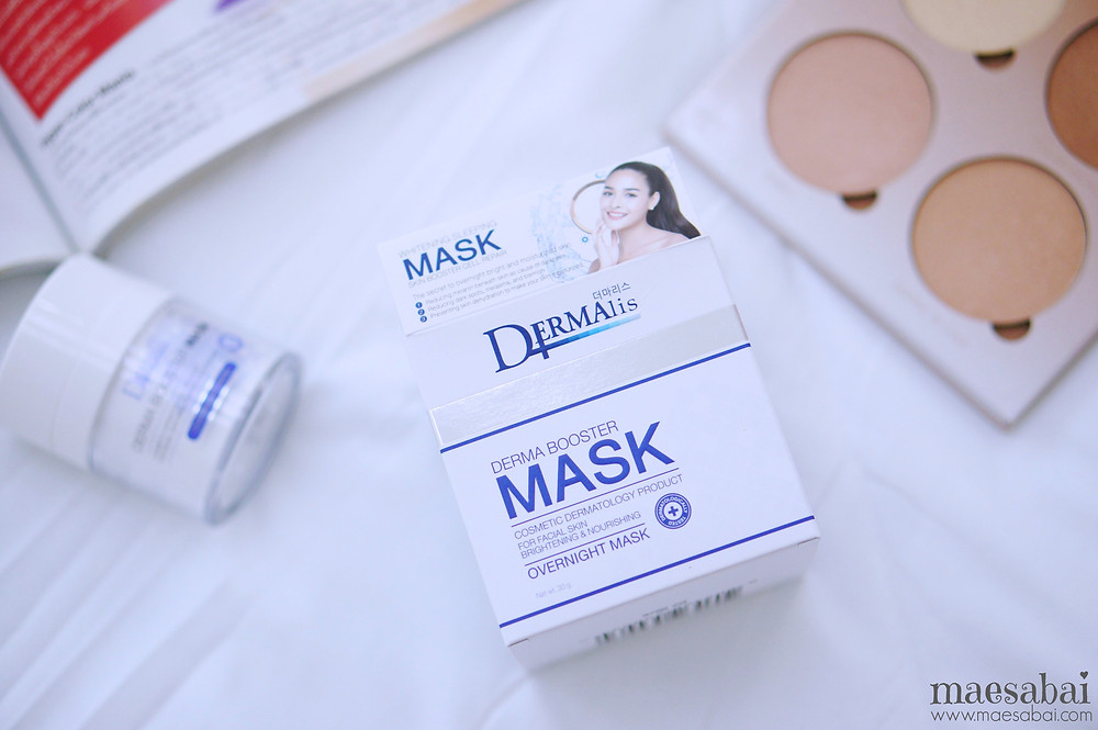 Derma Booster Mask