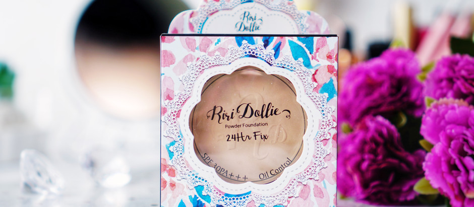 รีวิว Riri Dollie Powder Foundation