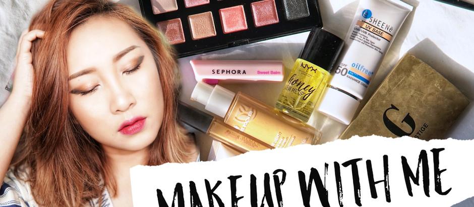 Makeup with Me | แต่งหน้าตาเฉี่ยวขนาดนี้พี่จะไปไหนคะ?