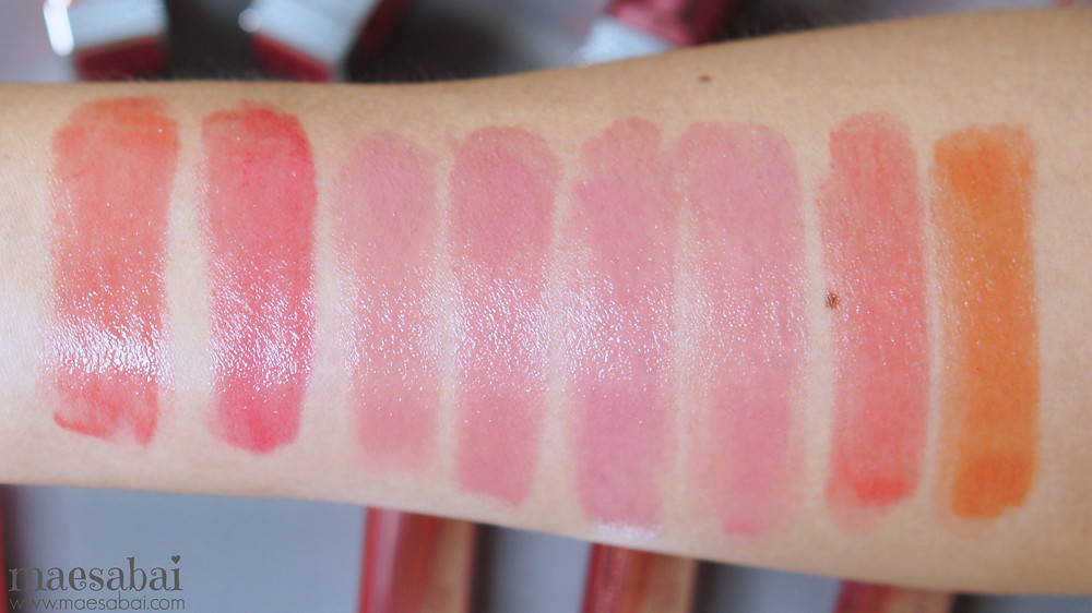 Maybelline Lip Flush by Color Sensational