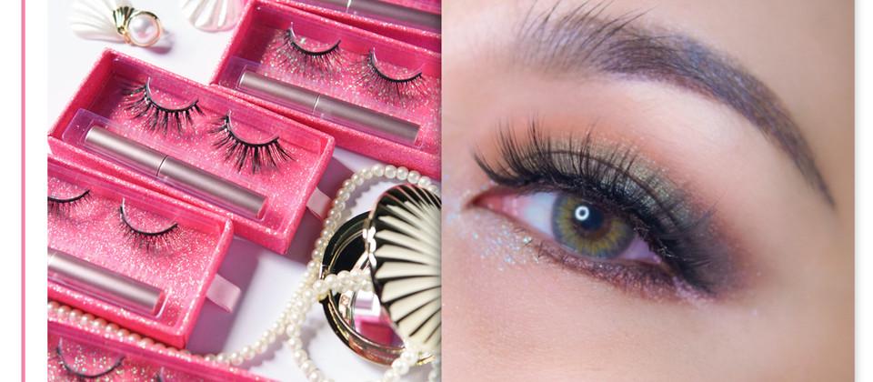 REVIEW   ขนตาแม่เหล็ก Eyetalashes Magnetic Eyelashes พลิกโฉมวงการขนตาปลอม