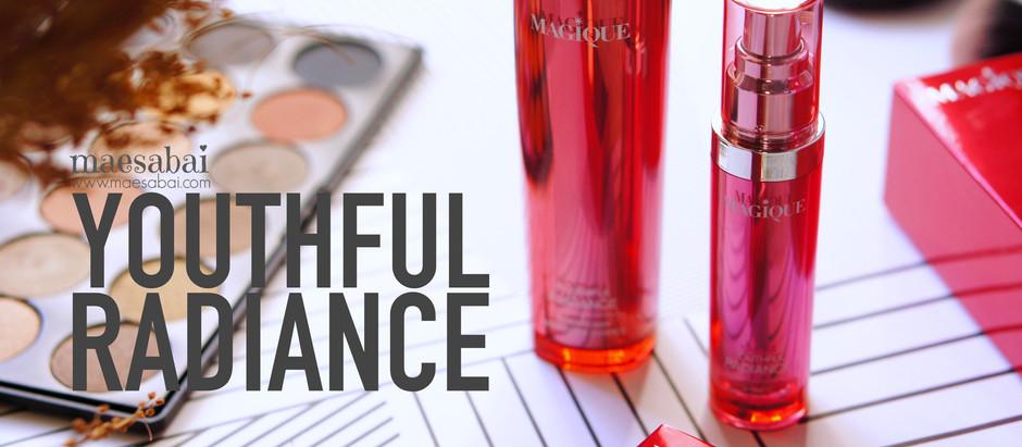 Youthful Radiance | ผิวสวยกระชากวัยกับ Magique