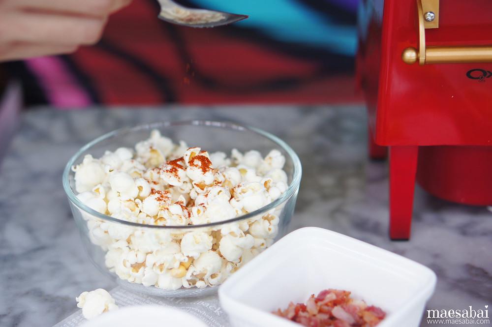 Oxygen Popcorn Maker