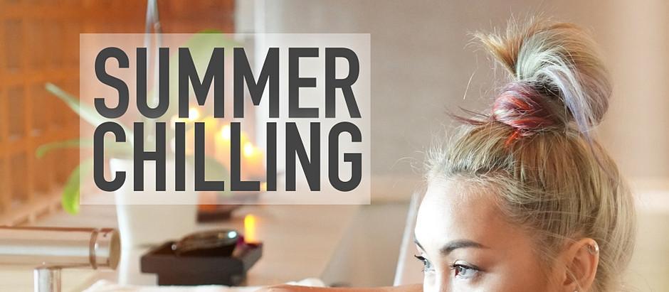 Summer Chilling | ปรนนิบัติผิวที่ Chi Spa โรงแรม Shangri-La