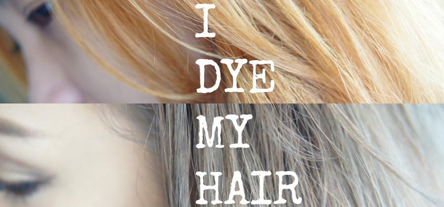 I Dye My Hair เปลี่ยนสีผมเอง ราคาเบ๊าเบา