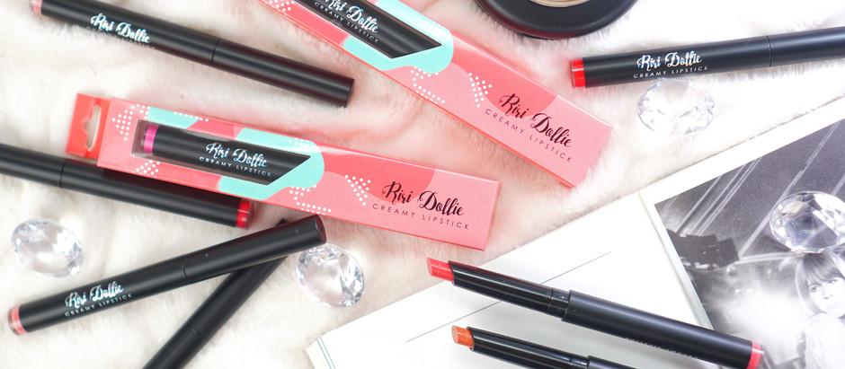 รีวิว Riri Dollie Creamy Lipstick