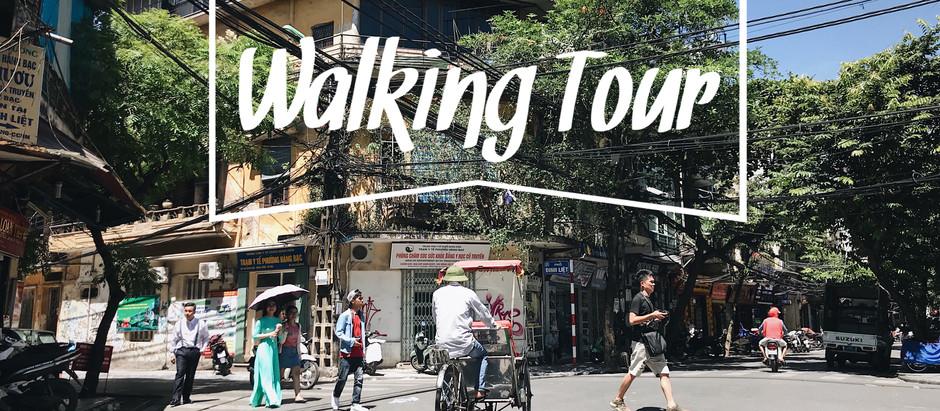 จัดกระเป๋าไป Walking Tour ที่ ฮานอย เวียดนาม