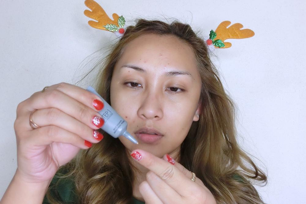 Christmas รีวิว ลิปสติก เครื่องสำอาง บิวตี้ บล็อกเกอร์ cosmetics แต่งหน้า make up for ever