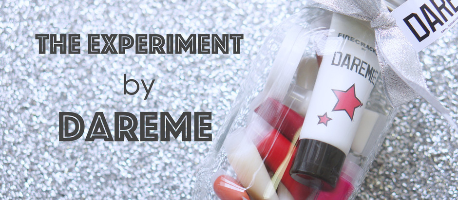 The Experiment by DAREME Cosmetics