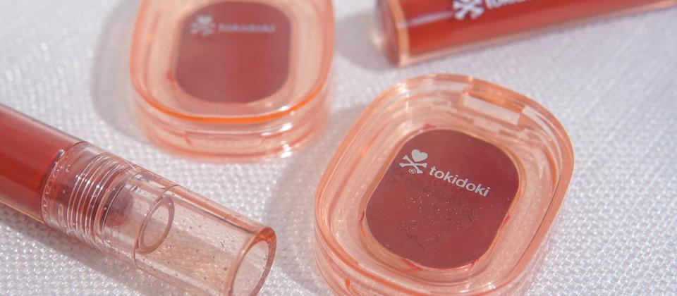 รีวิว TOKIDOKI Color Tapping Lip ลิปที่เอามาทำครีมบลัชสวยมาก