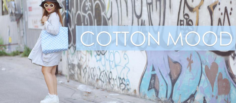 Cotton Mood | กระเป๋า Cotton สำหรับวันชิลล์ชิลล์