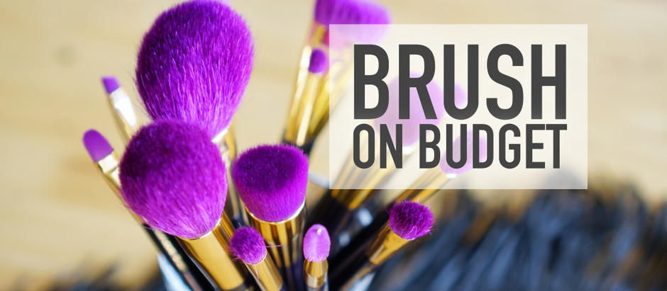 Brush on Budget | เซตแปรงม่วง odbo ราคา 480 บาท