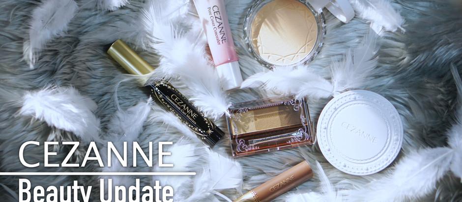 Cezanne Beauty Update | คอลเลคชั่นใหม่ สวยใส ปิ๊งปิ๊ง