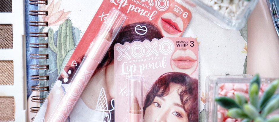 มินิรีวิว ลิปดินสอ XOXO Lip Pencil