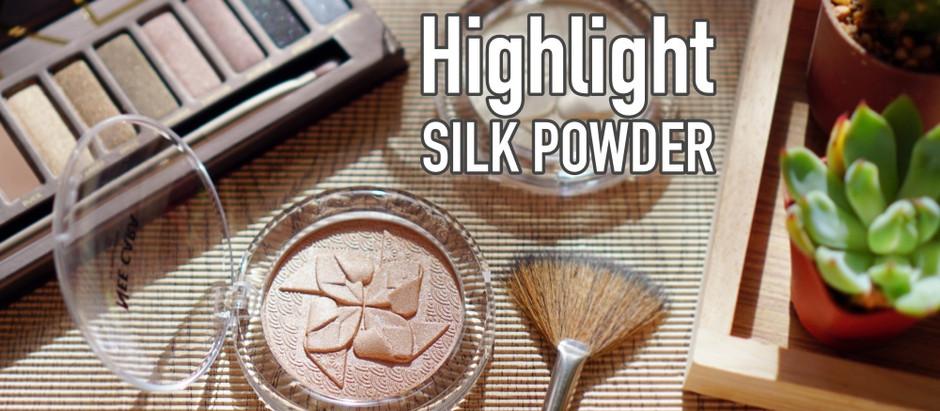 Highlight Silk Powder | NeeCara ไฮไลท์ถูกกว่า 100 บาท