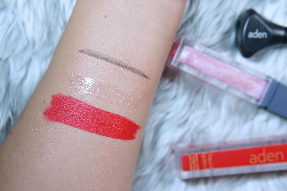 Orami Online Shopping รีวิว ลิปสติก เครื่องสำอาง บิวตี้ บล็อกเกอร์ cosmetics แต่งหน้า