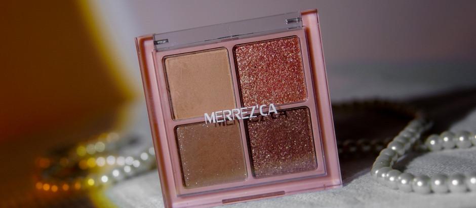 รีวิว MERREZCA Eye Color Palette พาเลตเดียวคุ้ม!