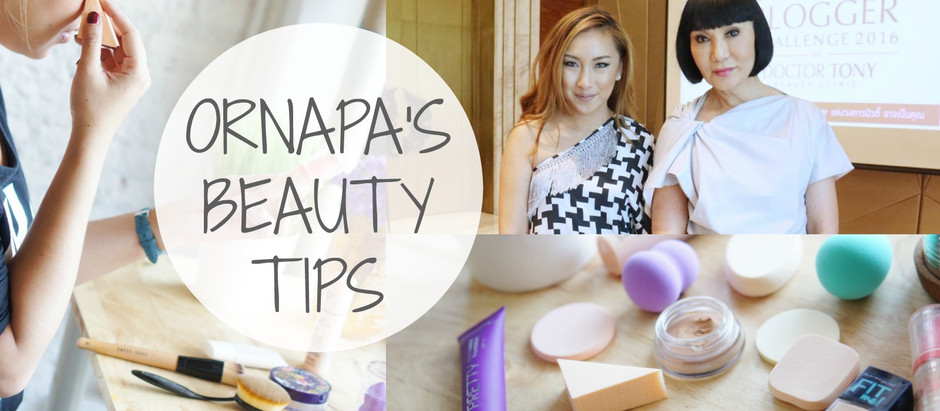 ORNAPA'S BEAUTY TIPS