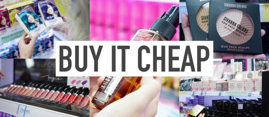 Buy It Cheap | มีสองร้อยหมดสองพัน มีเท่าไหร่หมดเท่านั้น ที่ LK Beauty