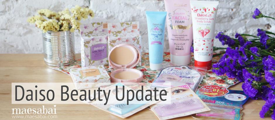 Daiso Beauty Update | ของใหม่ในราคาน่ารักเหมือนเดิม