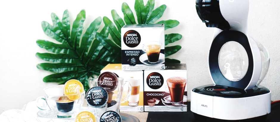 เครื่องชงกาแฟแคปซูลแพ็กเกจรายเดือน NESCAFÉ Dolce Gusto