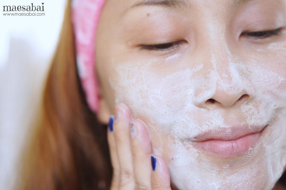 Hada Labo Deep Clean & Blemish Control Face Wash